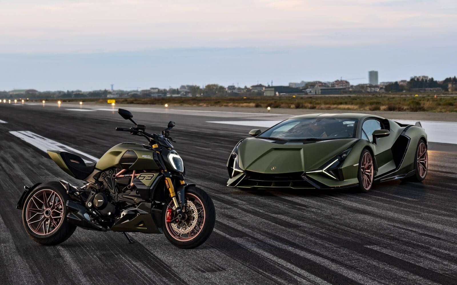 New Diavel 1260 Lamborghini