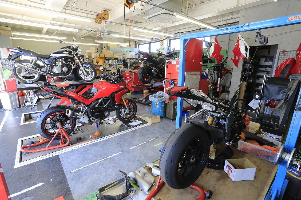 求人 募集 カワサキ ドゥカティ メカニック 整備士 バイク オートバイ 転職